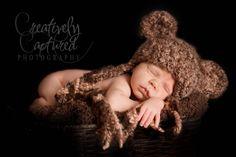 CROCHET HAT PATTERN FuzzyWuzzy Teddy Bear by speckledfrogcrochet, $4.99