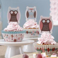 FESTA CORUJINHAS...OWLS BIRTHDAY PARTY IDEAS