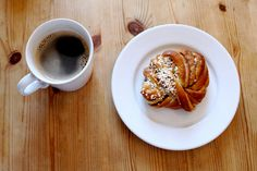 Kanelbulle and Kaffe by jrigbyjones, via Flickr