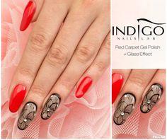 by Paulina Walaszczyk Explore New Items at www.indigo-nails.com #nails #nailart #nailpolish