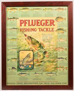 Vintage Tackle Ad