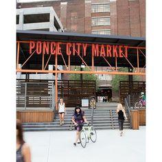 Ponce City Market | Atlanta, GA