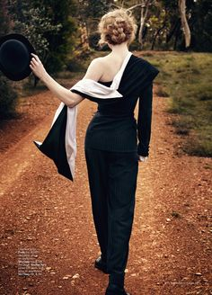 Nicole Kidman photographed by Will Davidson for Harper's Bazaar Australia, June/July 2012