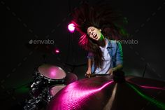 Download Free              Woman playing the drums            #               adult #attractive #beautiful #beauty #concert #cute #dark #drum #drummer #drumset #drumsticks #entertainment #excited #female #fun #girl #happy #horizontal #instrument #music #musician #one #party #percussion #performer #person #play #portrait #rhythm #rock and roll #sexy #smile #sound #woman #young