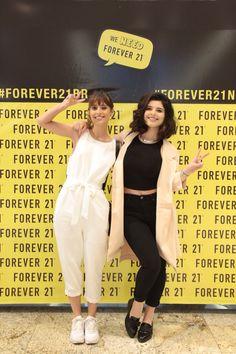 Forever 21 looks                               QUERO ESSE MACACÃO DE JULIA, SÓ QUE JEANSSSSS