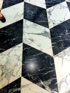marble Floor selfridges