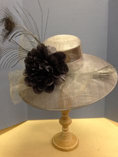 61 Best 2014 Derby Hats And Fascinators I ve Designed at Dee s ... f6e9564af5b2