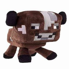 Take your favorite Minecraft Cow Plushie characters on the go with the Minecraft Plush Collection. Cuddle up or play out your favorite game Lego Minecraft, Minecraft Gifts, Minecraft Characters, Baby Cows, Program Design, Plushies, Cuddling, Great Gifts
