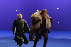 Star Wars: Revenge of the Sith | Behind the Scenes - Hayden Christensen & Ian McDiarmid