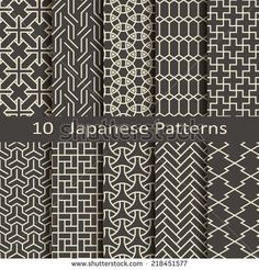 Japanese-pattern Stock Photos, Images, & Pictures | Shutterstock
