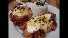 Mátrai Borzaska / Szoky konyhája / Hungarian Cuisine, Hungarian Recipes, Meat Recipes, Cake Recipes, Baked Potato, Food And Drink, Chicken, Dinner, Cooking