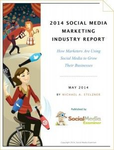 Guides for Marketers: Insights From the 2014 Social Media Marketing Industry Report