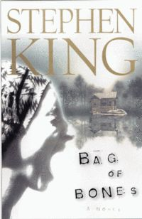 Bag of Bones by Stephen King - got it as a gift for X-mas once, if you're into books abt crypto-pedophiles then go right ahead... x.X I don't like King's work at all.
