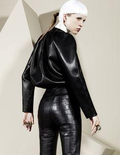 Designer Latex Fashions