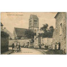 REGION ILE DE FRANCE - DEPARTEMENT 95 VAL D'OISE VENDS  CARTES POSTALES ANCIENNES   www.mb-maumo951.fr