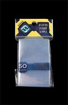 Clear Sleeves: Mini American Board Game Pack