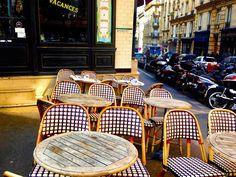 Focus On Paris: Sloping