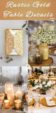 Check out some of the best and creative centerpiece ideas for rustic themed weddings. Burlap Wedding Decorations, Rustic Centerpieces, Rustic Wedding Centerpieces, Ceremony Decorations, Wedding Trends, Wedding Ideas, Greenery Garland, Weddings, Bridal