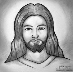 jesus drawings draw step cross easy sketch sketches clip uploaded powerpoint results