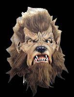 Wolfman Mask      August 2012 Semi-Annual Halloween Mask Sale