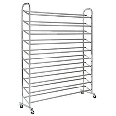 Found it at Wayfair - 10 Tier Space Saver 80 Pair Shoe Rack