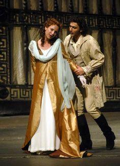 Jonas Kaufmann and Nadja Michael in Tosca.