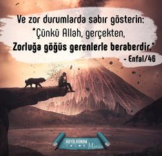 Güçlükle beraber bir kolaylık olduğuna iman etmişlerden olmak duasıyla.. ( Amin ) Islam Muslim, Allah Islam, Islam Quran, Religion, Hafiz, Meaningful Words, Islamic Quotes, Karma, Literature