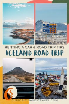 Are you thinking about traveling to Iceland and considering renting a car? Here are 7 things you need to know about renting a car in Iceland plus some great tips for a successful Iceland road trip. I Iceland tips I travel tips for Iceland I where to go in Iceland I Iceland car rental tips I things to do in Iceland I road trip in Iceland I what to do in Iceland I Iceland travel advice I advice for Iceland travel I how to travel Iceland I road trip tips for Iceland I #Iceland #Europe Iceland Travel Tips, Iceland Road Trip, Road Trip Europe, Europe Travel Guide, European Road Trip, European Travel Tips, European Vacation, Perfect Road Trip, Travel Inspiration