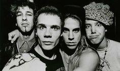Hillel Slovak, Flea, Antoine the Swan, Jack Irons