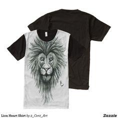 Lion Heart Shirt