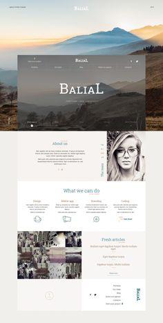 다음 @Behance 프로젝트 확인: \u201cBalial\u201d https://www.behance.net/gallery/19604193/Balial
