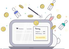 Honey is a browser extension that automatically finds and applies coupon codes at checkout with a single click.
