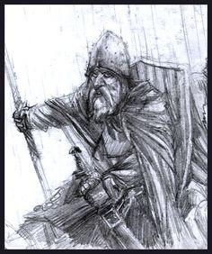 Dwarven scout by Merlkir on DeviantArt