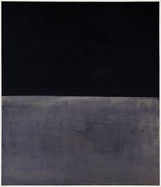 Collection Online   Mark Rothko. Untitled (Black on Gray). 1969/70 - Guggenheim Museum