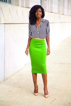 Fashion Blogger, Folake Kuye Huntoon  @Karen Jacot Darling Pantry