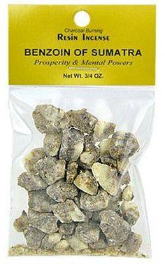 Wholesale Resin Incense - Benzoin of Sumatra