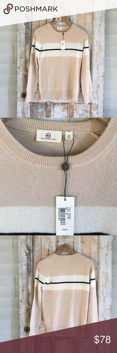 🎀NWT Adriano Goldschmied Cashmere Sweater Brand new with tags retails for $300. This sweater is so soft and cozy it's crazy. It is a must have item this winter and fall. It is a size xs and the measurements are 24 inch length, 36 inch bust.     .D. Ag Adriano Goldschmied Sweaters Crew & Scoop Necks