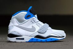 Nike Air Trainer SC II White/Photo Blue