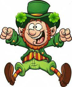 leprechaun pictures cartoon leprechaun irish pinterest rh pinterest com cartoon leprechaun pictures to color Leprechaun Clip Art