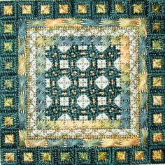 Double Delights Grenold - Needlepoint Pattern, charted needlepoint fromNeedle Delights (