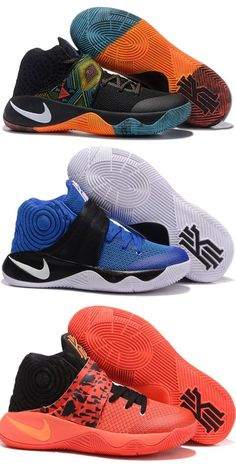 The Kyrie 2 Men's Basketball Shoe combines lighter-than-air cushioning with a new, innovative outsole and strap for the ultimate ride, game after game. Nike Basketball Socks, Girls Basketball Shoes, Sports Shoes, Men's Basketball, Basketball Shoes Kyrie, Xavier Basketball, Nike Socks, Kyrie Irving Shoes, Kyrie 4 Shoes