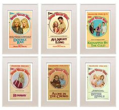 sweet valley high books.