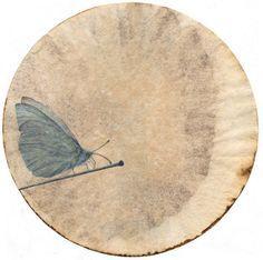 Ceramic Plates, Ceramic Pottery, Pottery Art, Ceramic Art, Tea Bag Art, Tea Art, Garden Studio, Medium Art, Mixed Media Art