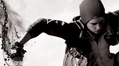 Delsin Rowe Infamous Second Son Game