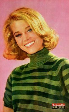 Jane Fonda in the 60's
