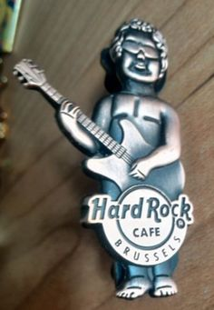 Brussels-Bronze-Hard-Rock-Cafe-PIN-Spilla