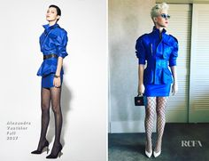 Katy Perry In  Alexandre Vauthier – 'Witness' Tour