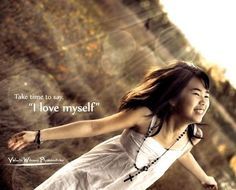 Anytime anywhere #howtoloveyourself