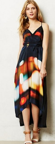 Arthropologie Kahakai Maxi Dress