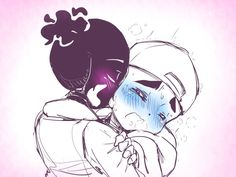 Ut Ships Fluff,Sins(sanscest,no Frontcest,any Kind) And Funny Undertale Image - freshpaper - Page 2 - Wattpad Undertale Cute, Undertale Ships, Undertale Fanart, Undertale Comic, Oki Doki, Frans Undertale, Nerd, Undertale Drawings, Wattpad